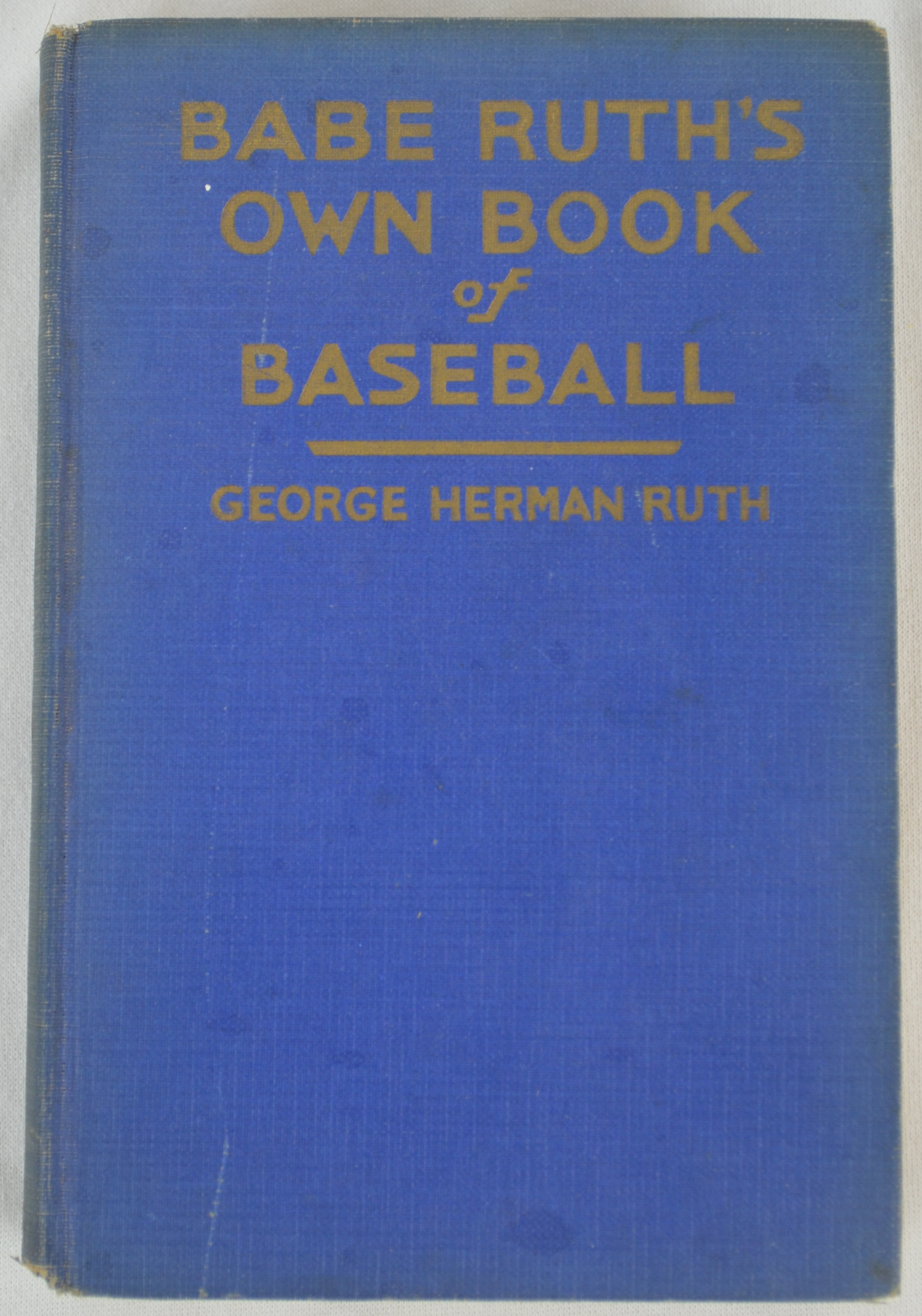 george herman babe ruth essay Babe ruth or also known as george herman ruth jr was born on february 6, 1895, in baltimore, maryland he was raised in a poor neighborhood in baltimore.
