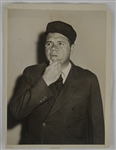 Babe Ruth Original ACME Wire Photo