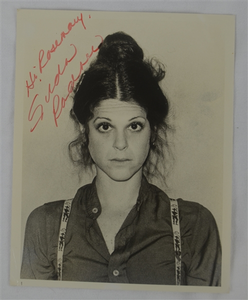 Gilda Radner Autographed 8x10 Photo