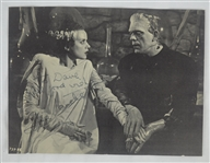 "Elsa Lanchester ""Bride of Frankenstein"" Autographed 8x10 Photo"