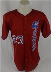Calgary Cannons #23 & #28 Professional Model Jerseys w/Medium Use