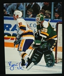 Brett Hull Autographed 8x10 Photo