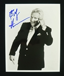 Bobby The Brain Heenan Autographed 8x10 Photo