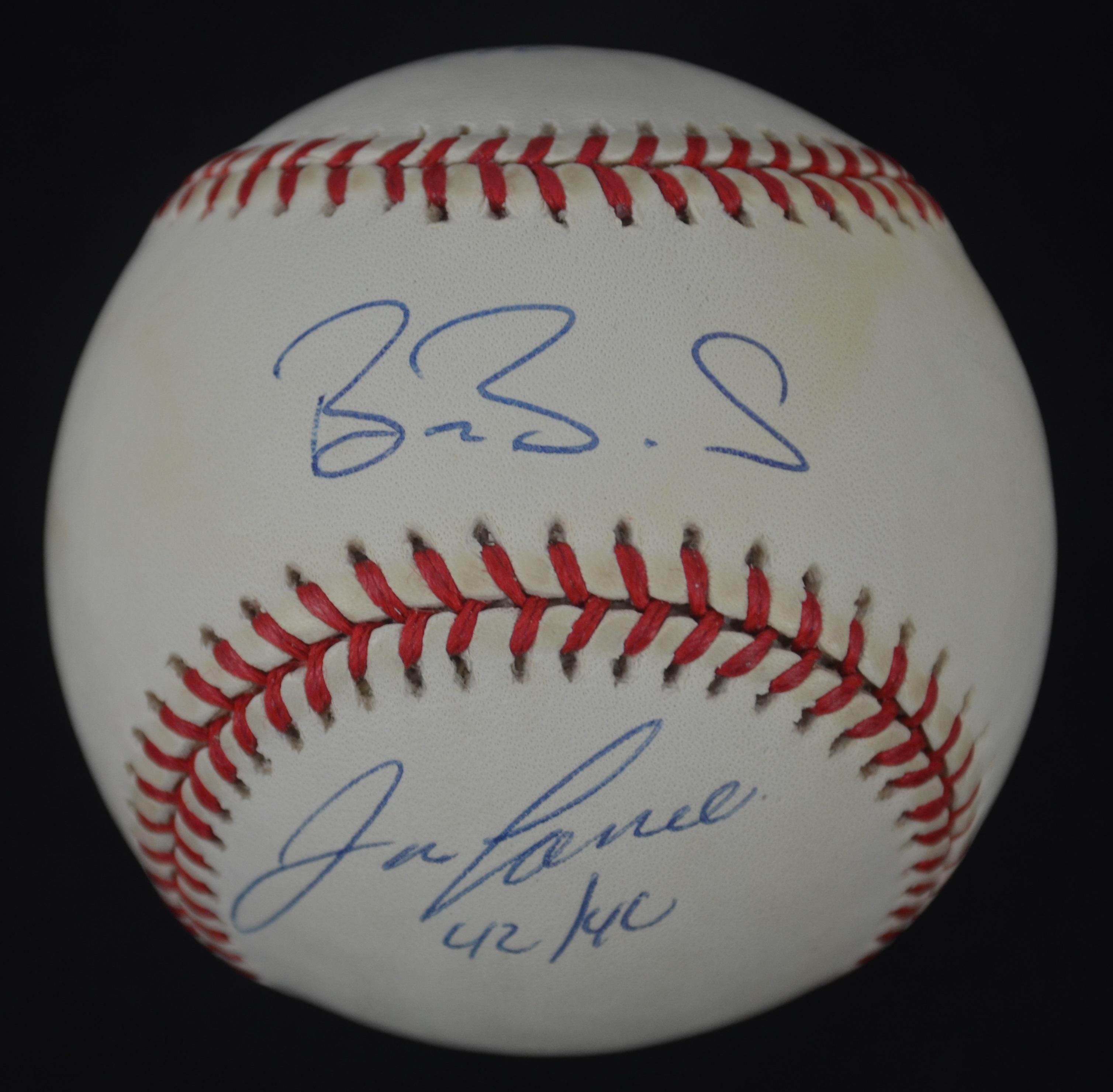 Lot Detail Alex Rodriguez Barry Bonds Jose Canseco Autographed