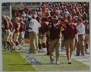Bobby Bowden Autographed 11x14 Photo