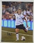Kristie Mewis Autographed 16x20 Photo