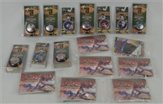 Collection of 27 Baseball Items