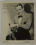 Jimmy Dorsey Autographed Photo