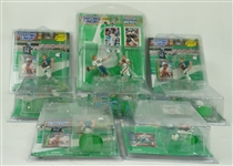 Dan Marino Lot 11 Starting Line Ups In Original Packaging w/Holders