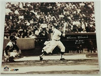 Harmon Killebrew 500th HR Autographed & Inscribed 16x20 Photo