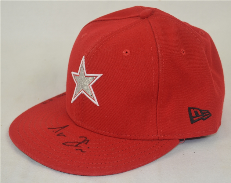 Aaron Hicks 2010 All Star Game Professional Model Hat