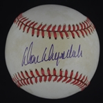 Don Drysdale Autographed Baseball
