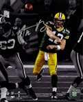 Aaron Rodgers Signed Spotlight Pass 8x10 Photo