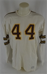 Vintage Sand Knit Durene #44 Football Jersey w/Heavy Use