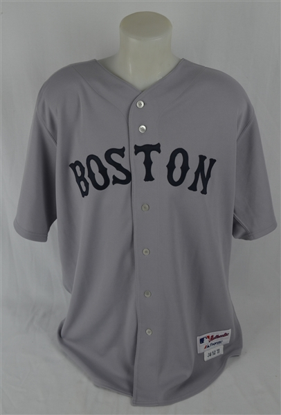 David Ortiz 2011 Boston Red Sox Professional Model Jersey w/Medium Use