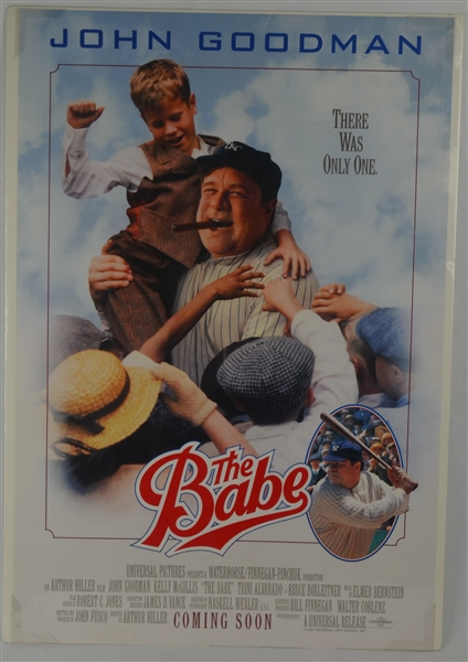 The Babe Original Movie Poster