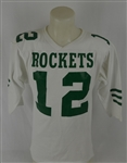 "Kurt Russell 1986 ""The Best of Times"" Worn Rockets Jersey"
