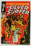 Silver Surfer December 1968 Marvel Comic Book Issue #3