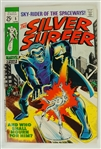 Silver Surfer April 1969 Marvel Comic Book Issue #5