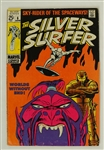 Silver Surfer June 1969 Marvel Comic Book Issue #6