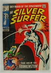 Silver Surfer August 1969 Marvel Comic Book Issue #7