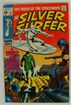 Silver Surfer November 1969 Marvel Comic Book Issue #10