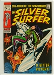 Silver Surfer December 1969 Marvel Comic Book Issue #11