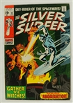 Silver Surfer January 1970 Marvel Comic Book Issue #12