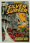 Silver Surfer February 1970 Marvel Comic Book Issue #13