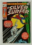 Silver Surfer March 1970 Marvel Comic Book Issue #14