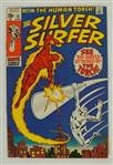 Silver Surfer April 1970 Marvel Comic Book Issue #15