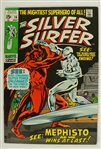 Silver Surfer May 1970 Marvel Comic Book Issue #16