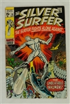 Silver Surfer September 1970 Marvel Comic Book #18 Final Issue