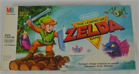 Legend of Zelda 1988 Game w/Original Packaging