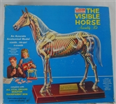 "Vintage 1961 Renwal ""The Visible Horse"" Assembly Kit"