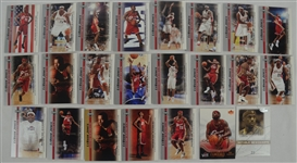LeBron James Rookie Card Collection