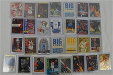 NBA Collection of 29 Basketball Cards w/Michael Jordan