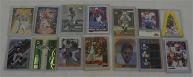 NFL Collection of 14 Football Cards w/Peyton Manning