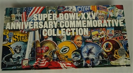 Super Bowl XXV Anniversary Commemorative Collection