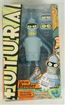 Futurama Talking Bender Toy w/Original Box