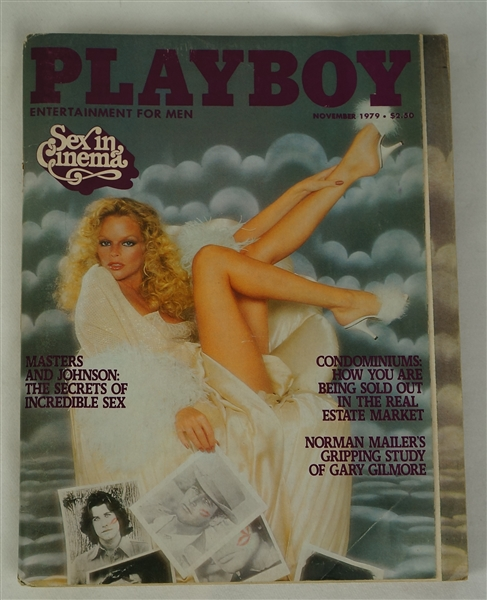 Collection of 11 Vintage 1979 Playboy Magazines Masters & Johnson Issue