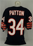 Walter Payton Vintage Mid 1980s Autographed Chicago Bears Jersey PSA/DNA LOA