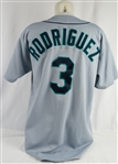 Alex Rodriguez 1996 Seattle Mariners Game Used Jersey w/Dave Miedema LOA