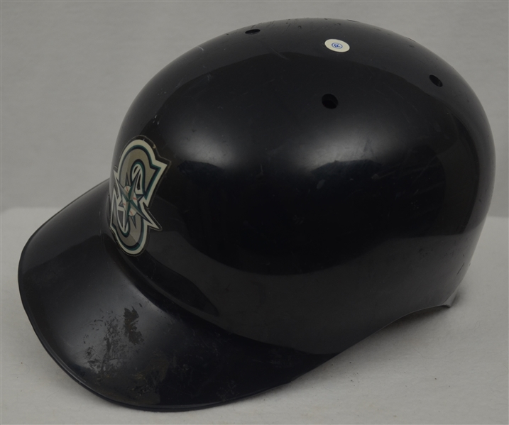 Ken Griffey Jr. Attributed 1996 Seattle Mariners Professional Model Batting Helmet