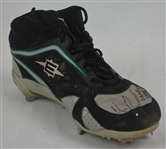 Hanley Ramirez 2009 Game Used Autographed & Inscribed Cleat