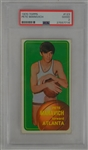 Pete Maravich 1970 Topps #123 Rookie Card PSA 2 Good