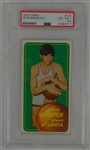 Pete Maravich 1970 Topps #123 Rookie Card PSA 4.5 VG-EX+