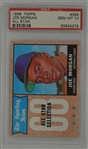 Joe Morgan 1968 Topps Card #364 PSA 10 Gem Mint