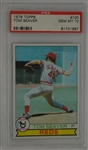 Tom Seaver 1979 Topps Card #100 PSA 10 Gem Mint
