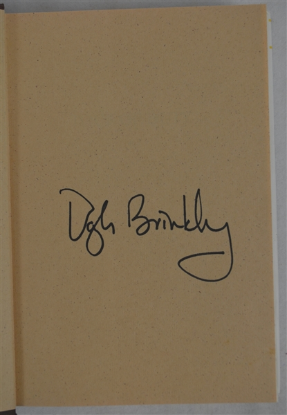 Tour of Duty Book Signed by Doug Brinkley